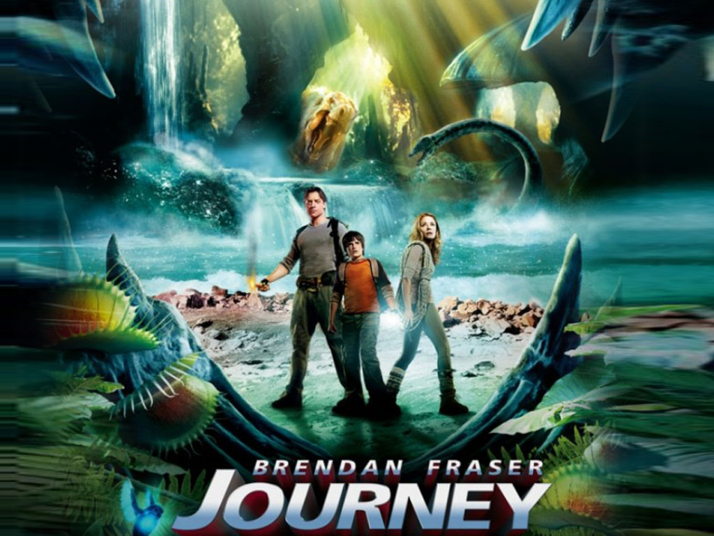 Journey to the Center of the Earth (2008).