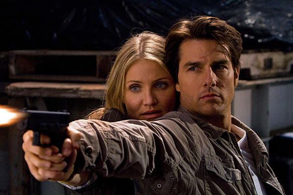 FilmRecensies.TV:AKTIEFILM Knight and Day(2010) 'Cruise is de eeuwige Knight' en PROMOvideo