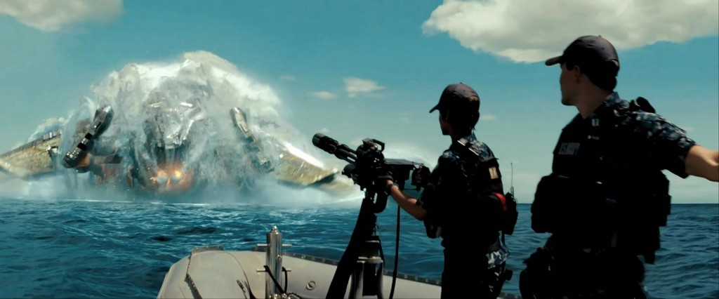 FilmRecensies.TV: SCIENCE FICTION Battleship(2012): 'Robots vechtend voor een filmverhaal' + TRAILER(versie 4)